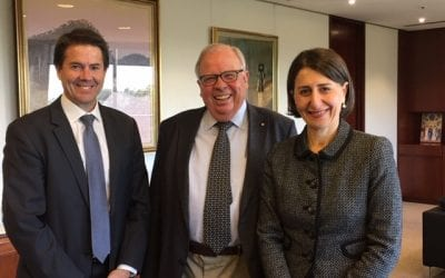 David Chandler Appointed as NSW's First Building Commissioner